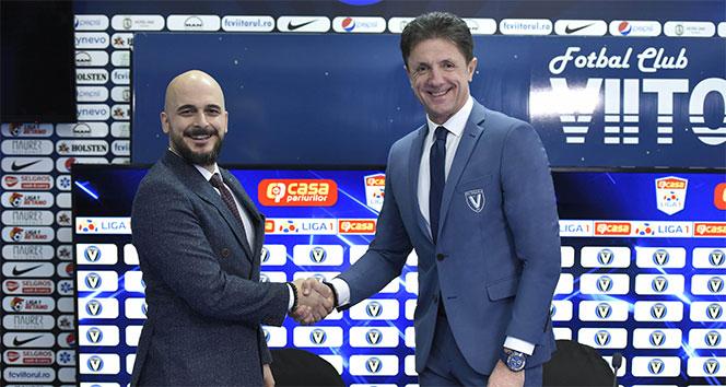 Türk markası, Gheorghe Hagi'nin takımı FC Viitorul Constanta'nın resmi giyim sponsoru oldu
