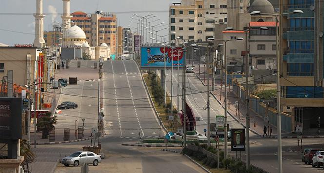 Korona virüs vakalarının arttığı Filistin'de karantina 5 gün daha uzatıldı