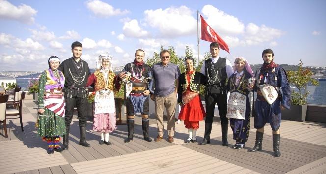 Dünya dans yarışmasında Türk Halkoyunları ekibinden büyük başarı