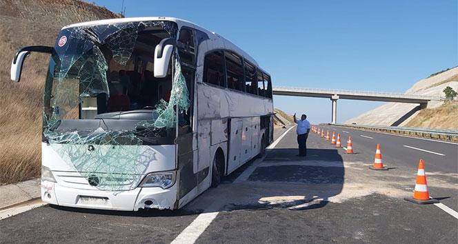 Balıkesir'de trafik kazası: 33 yaralı