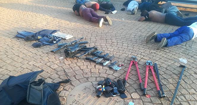 Güney Afrika'da kilisedeki rehine krizi sona erdi