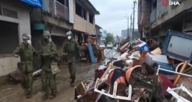 Japonya'daki sel felaketinde ölü sayısı 69'a yükseldi