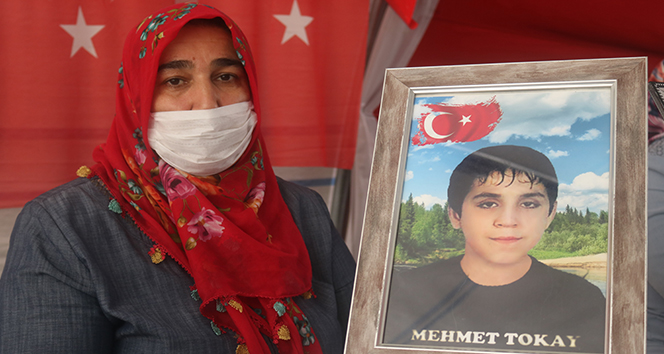 HDP önündeki ailelerin evlat nöbeti 314'üncü gününde