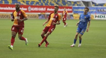 Galatasarayda galibiyet hasreti 8e çıktı
