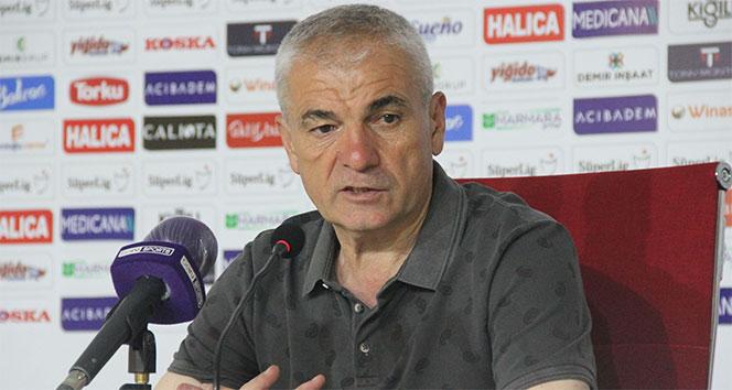 Rıza Çalımbay: 'Son iki maçımız büyük bir final olacak'