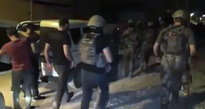 Bakan Soylu talimat verdi, yaşlıları hedef alan çete üyeleri yataklarından toplandı