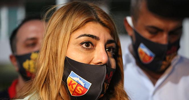 Kayserispor Kulübü Başkanı Gözbaşı: 'Sonuna kadar mücadele edeceğiz'