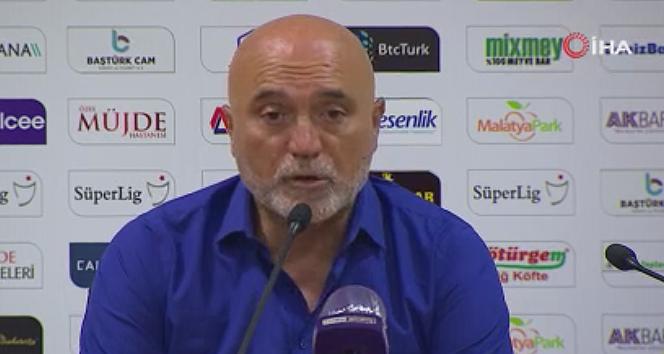 Hikmet Karaman: 'Penaltı golüne boyun eğdik'