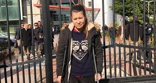 Çocuğunun yanında vurulan kadının feryadı: 'Çıkarsa beni öldürecek'