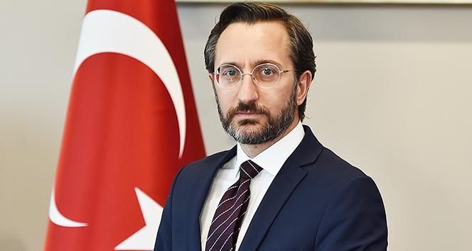 İletişim Başkanı Altun: 'Türklüğün karşı karşıya olduğu en büyük tehditlerin başında bugün FETÖ gelmekte'