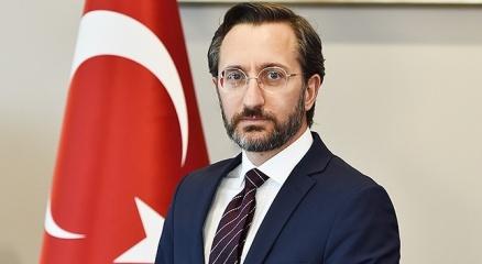 İletişim Başkanı Altun, Türk savaş uçaklarının Ermenistana ait SU-25 savaş uçağını düşürdüğü iddiasını yalanladı