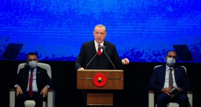 Cumhurbaşkanı Erdoğan'dan önemli açıklamalar! 17 bin operasyon gerçekleştirdik