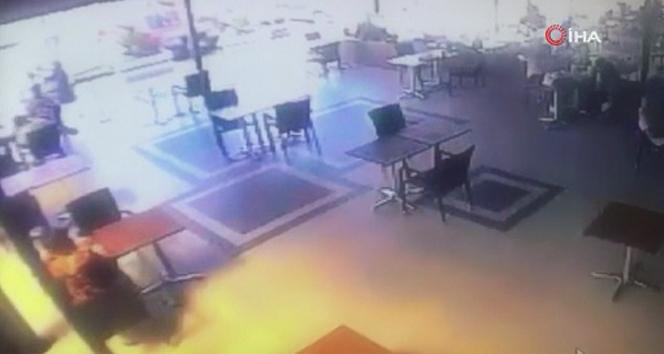Pınar Gültekinin son olarak görüldüğü AVMdeki görüntüleri kamerada