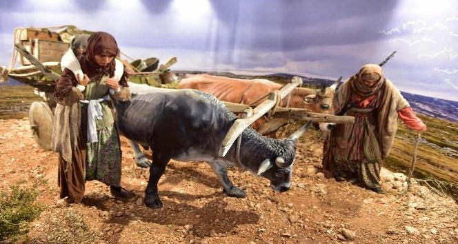 Türkiye'nin şehitlere özel ilk müzesi Kepez'de