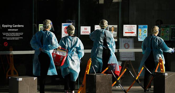 Avustralya'nın Victoria eyaletinde felaket durumu ilan edildi