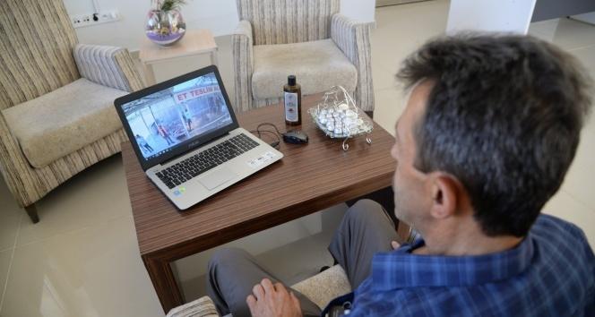 Türkiye'de ilk defa online kurban kesimi