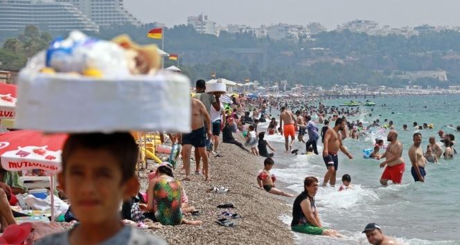 Antalya sahillerinde eskiye dönüş