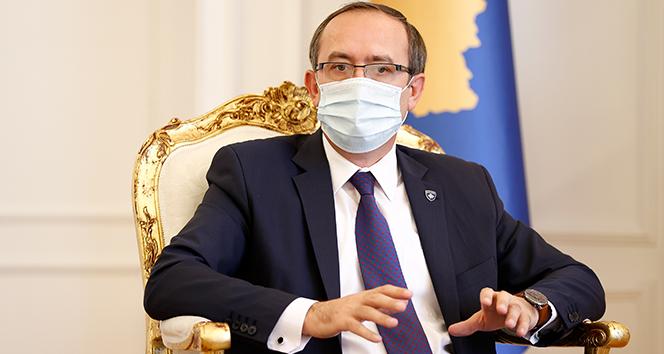 Kosova Başbakanı Hoti, korona virüse yakalandı