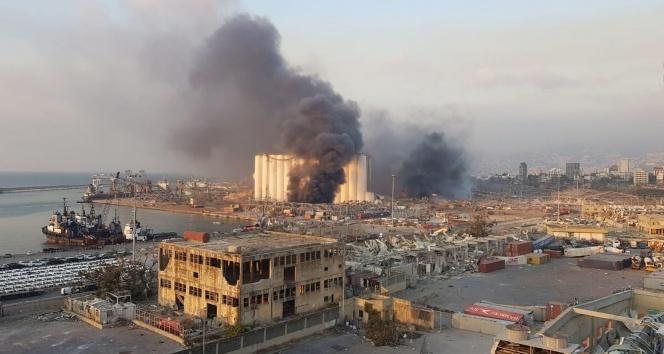 Lübnan'daki patlamada bilanço ağırlaşıyor!