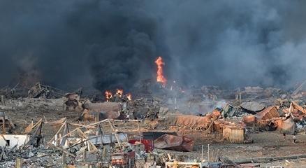 Lübnandaki patlamayı DEAŞ üstlendi