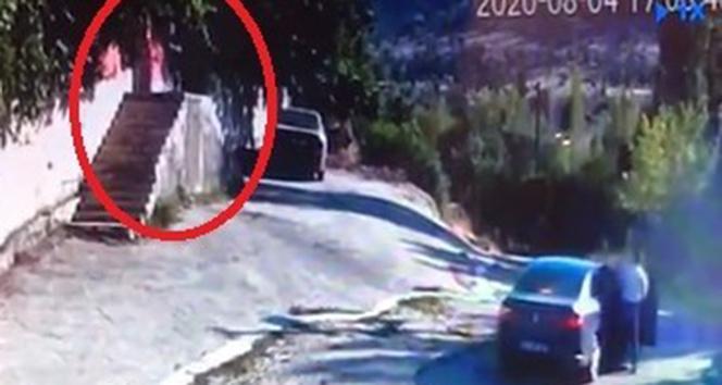 15 yaşındaki kız amcasının silahlı saldırı girişiminden son anda kurtuldu
