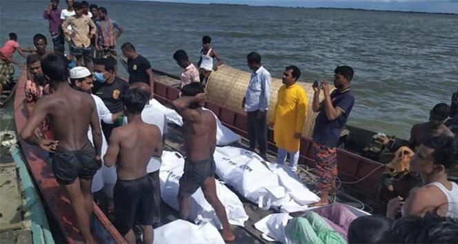 Bangladeş'te tekne alabora oldu: 17 ölü