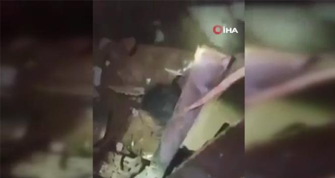 Beyrut'ta 27 saat sonra enkaz altından küçük çocuk kurtarıldı