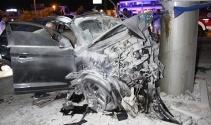 Bodrum'da feci kaza: 2 ölü, 3 yaralı