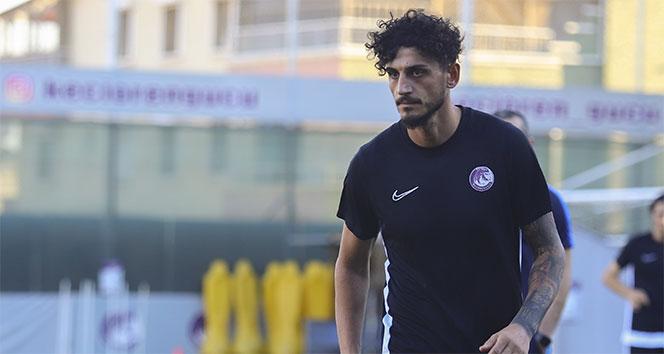 Samet Akaydin: 'Hedefim Süper Lig'de oynamak'