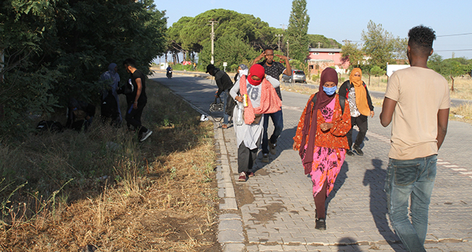 Ege Denizi'nde sığınmacılara Yunan zulmü