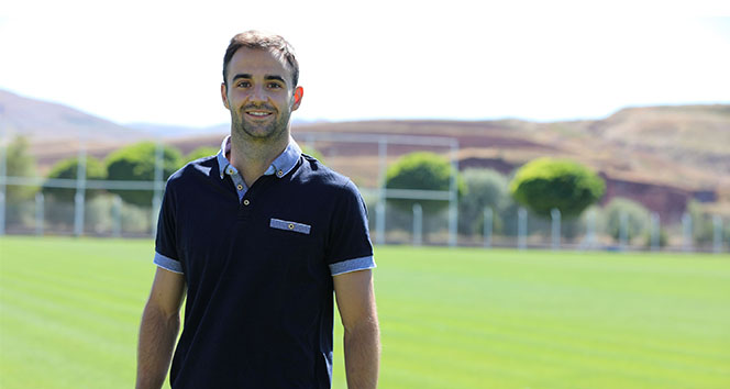 Sivasspor'un yeni transferi Felix: 'Çok fazla gol atacağım'