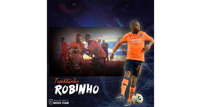 Başakşehir, Robinho'ya teşekkür etti