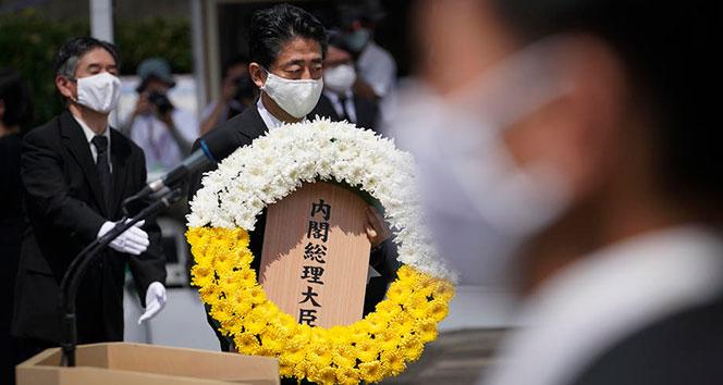 Atom bombası kurbanları Nagasaki'de anıldı