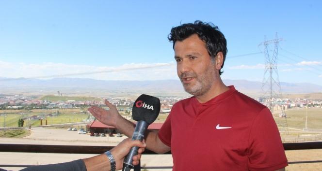 Fatih Kavlak: '53 yıl sonra Süper Lig'e çıkmanın mutluluğu içerisindeyiz'