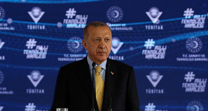 Cumhurbaşkanı Erdoğan Türkiye'nin güç katacak tesisleri hizmete açtı