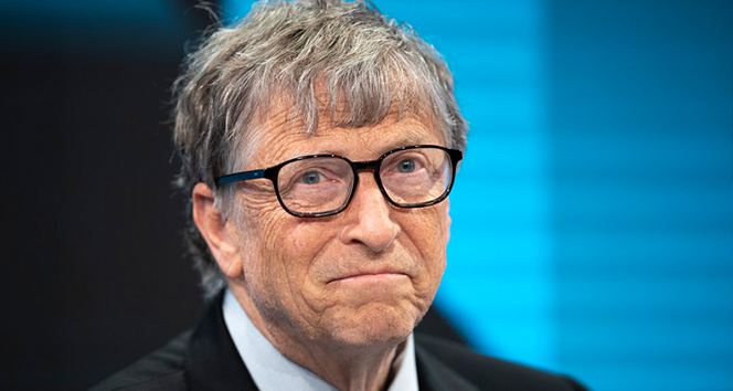 Bill Gates : 'Korona salgını bir yıl daha sürebilir'