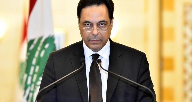 İstifa eden Lübnan Başbakanı Diyab: 'Ülkede yaşanan bu felaket yolsuzluğun sonucudur'