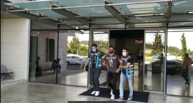 İstanbul'un altını üstüne getiren motosikletli maganda yakalandı