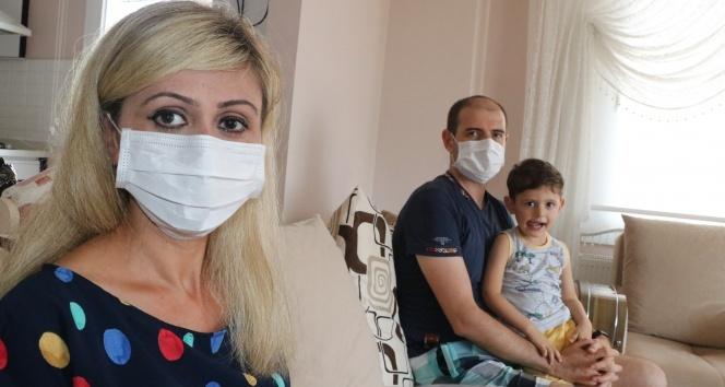 Katarakt ameliyatı olmaya hazırlanırken Covid-19 olduğunu öğrendi