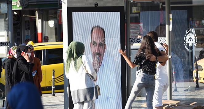 Türkiye'de bir ilk: 'Konya'da korona virüse canlı takipli önlem'