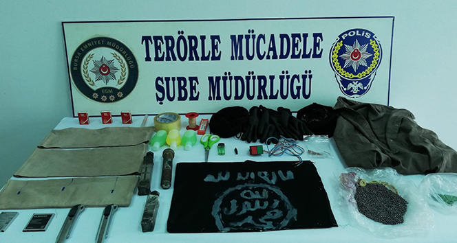 Bursa'da karakola eylem planı hazırlığı içerisinde olan DEAŞ ...
