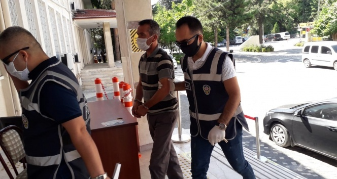 Konya'da uyuşturucu operasyonu: 1 tutuklama