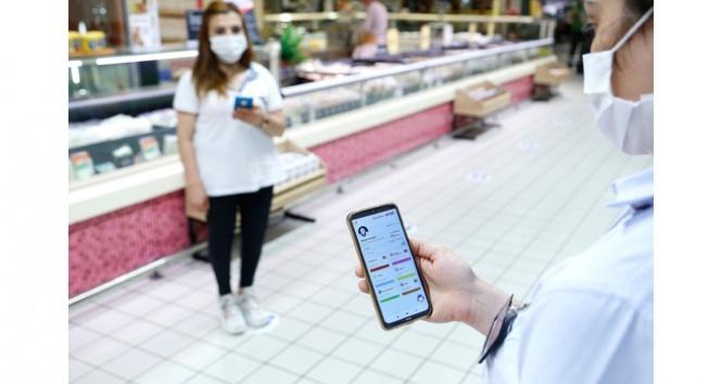 """CarrefourSA """"C  Mobil"""" uygulamasıyla 11 bin çalışanını salgına karşı takip ediyor"""