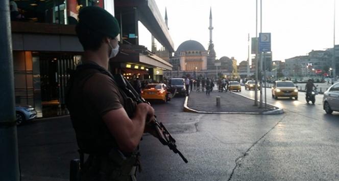 İstanbul'daki uygulamada aranan 401 kişi yakalandı