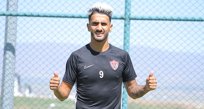 Hatayspor, Ribeiro'yu kadrosuna kattı