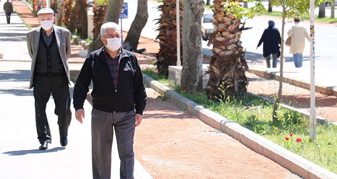 Eskişehir'de 65 yaş üstü vatandaşlara kısıtlama