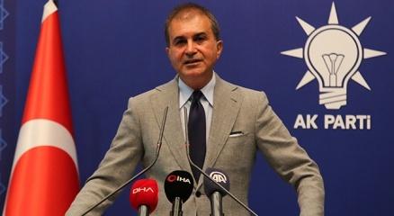 AK Parti Sözcüsü Çelikten Arınçın istifasına ilişkin açıklama