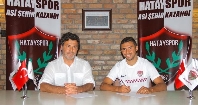 Pablo Santos, Hatayspor'da