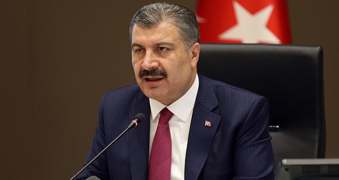 Türkiye'de son 24 saatte 1673 kişiye koronavirüs tanısı konuldu, 55 kişi hayatını kaybetti