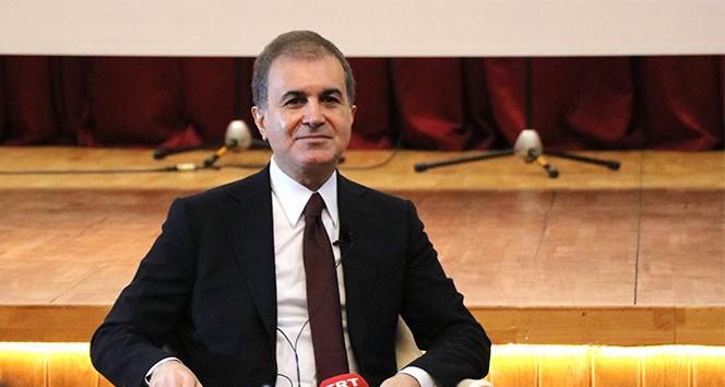 AK Parti Sözcüsü Ömer Çelik: 'Devletimiz sizin için burada'